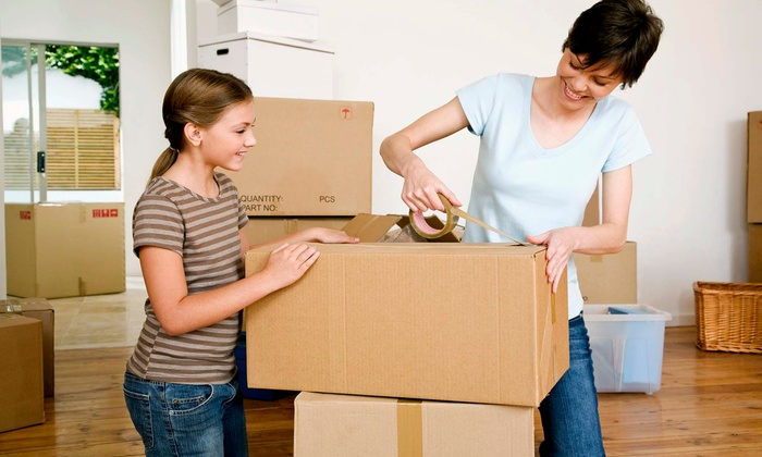 Abe Lincoln Movers - Montbello: $99 for Two Hours of Moving Services from Abe Lincoln Movers ($200 Value)