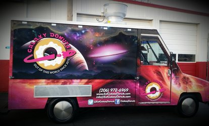 image for $3 for $6 voucher — Galaxy Donuts