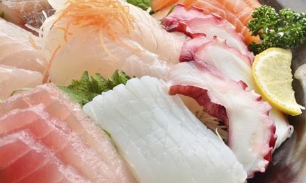 Up to 50% Off Sushi  at Naruto Sushi
