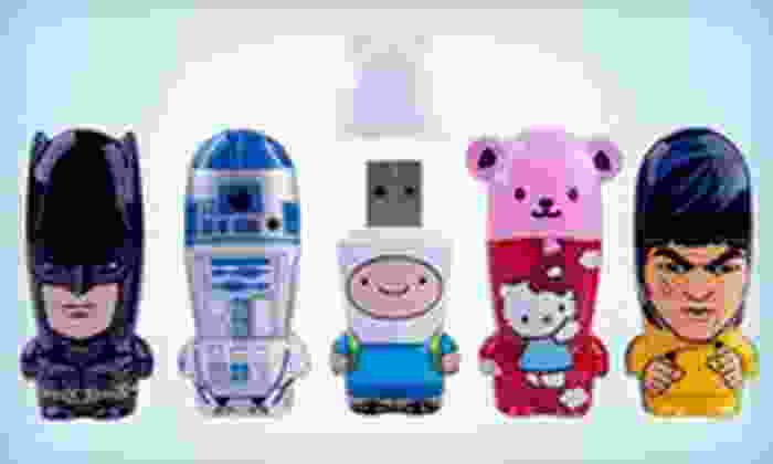 Mimoco - St John's: $15 for $30 Worth of Pop-Culture Flash Drives, Gadgets, and Toys from Mimoco