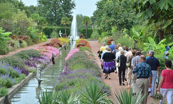 Botanical Garden Admission Daniel Stowe Botanical Garden Groupon