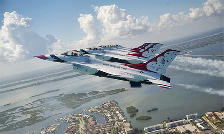 Wings Over North Georgia at Richard B. Russell Regional Airport in Rome, GA on Oct. 18 or 19 at 10 a.m. (Up to 43% Off)