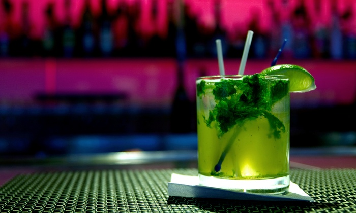 Sp & Big Apple-The New York Night Life - Koreatown: Rooftop-Lounge or Nightclub Experience for Two or Four from Sp & Big Apple-The New York Night Life (Half Off)