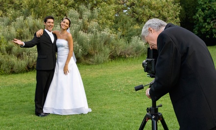 120-Minute Wedding Photography Package from Christie Chen Photography (58% Off)