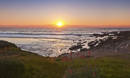 Stay at Mariners Inn in Cambria, CA. Dates into March.