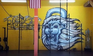 DYFY CrossFit: $33 for $110 Worth of Services — DYFY CrossFit