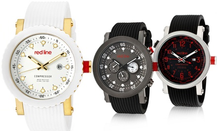 Red Line Men's Compressor Watches