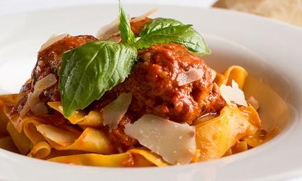 Italian Cuisine for Dinner at ZaZa's Tavola Italiana (Up to 40% Off). Four Options Available.