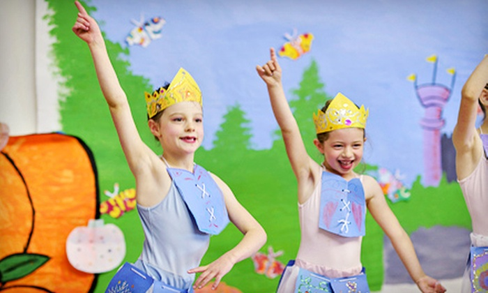 Shan-Yee Poon Ballet School - San Francisco: One-Week Dance Camp for Kids or Teens at Shan-Yee Poon Ballet School (Up to 58% Off). Three Options Available.