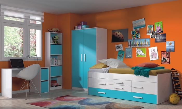 Arredamenti per camere da letto da letto camera scontata for Arredamenti per bambini