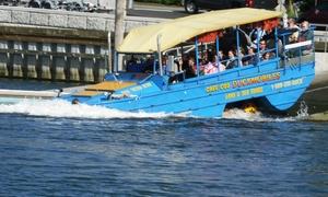 Cape Cod Duckmobiles: 45-Minute Amphibious-Vehicle Tour for Two or Four at Cape Cod Duckmobiles (30% Off)