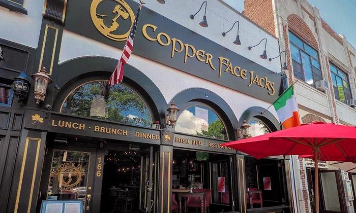 Copper Face Jacks - White Plains, NY | Groupon