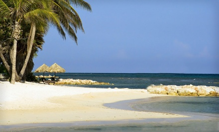 3-, 5-, or 7-Night Stay at Jamaica Tamboo Resort in Negril. Combine Up to 14 Nights.