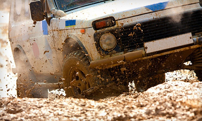 Survive Off Road - Mesa: $99 for a Four-Wheel Drive 101 or Basic Survival 101 Course at Survive Off Road in Mesa ($199 Value)