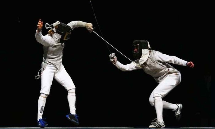 Stoccata Fencing Academy & Club - Big Te Crossing: Up to 71% Off Fencing Classes at Stoccata Fencing Academy & Club