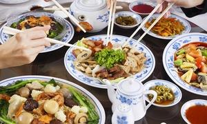 Asia World: Asiatisches Mittagsbuffet für Zwei oder Vier im Restaurant Asia World (bis zu 54% sparen*)