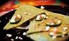 Estrella Negra - Bucktown: Mexican Brunch or Dinner at Estrella Negra (Half Off). Four Options Available.
