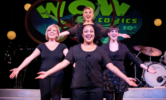 "Respect, A Musical Celebration Of Women - Penn's Landing Playhouse - Independence Seaport Museum: ""Respect, A Musical Celebration of Women"" at Penn's Landing Playhouse on April 8–May 23 (Up to 31% Off)"