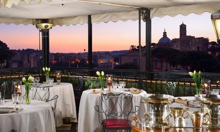 Hotel Forum - Hotel Forum: Fori Imperiali, Hotel Forum 4* - Una notte per 2 persone con colazione a 94 €