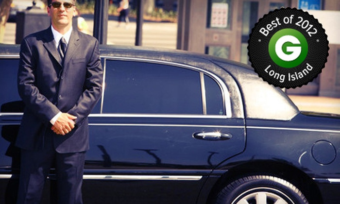 U.S. Limousine Service - Long Island: $50 for $100 Worth of Luxury Transportation from U.S. Limousine Service