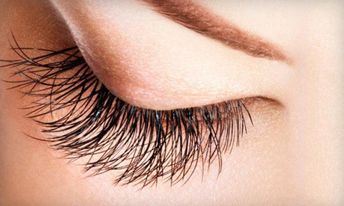 Maela's Esthetics - Vernon: Full Set of Eyelash Extensions with Optional Lash Fill at Maela's Esthetics (Up to 56% Off)