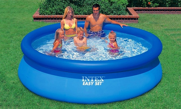 Buy intex easy set paddling pools from for Paddling pools deals