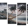 Hand-Painted Canvas Oil Paintings–Multiple Designs