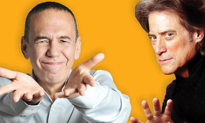 An Evening with Gilbert Gottfried and Richard Lewis - Paramount Hudson Valley: Gilbert Gottfried and Richard Lewis on Saturday, April 9, at 8 p.m.
