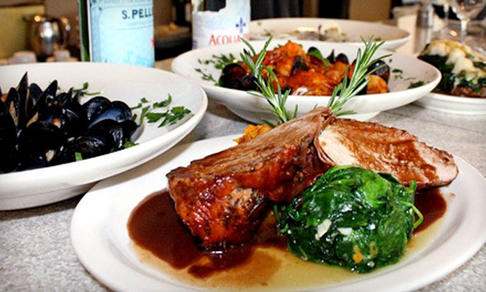 The Kitchen Consigliere Café - Golden Triangle: Italian Cuisine at The Kitchen Consigliere Café (52% Off). Two Options Available.
