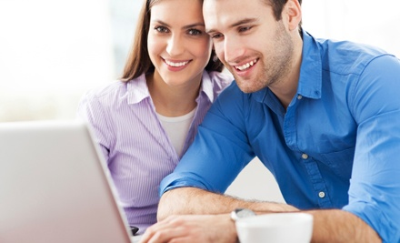 $240 for Custom Website Design for Up to Three Pages from NYC Design Studios ($534 Value)