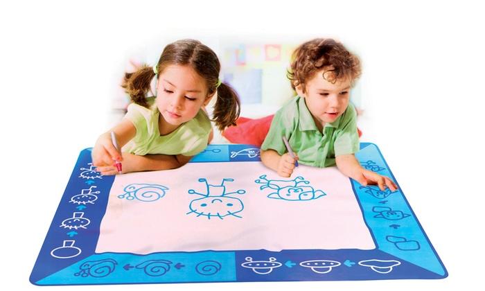 Groupon Goods Global GmbH: Tappeto magico da disegno con pennarello ad ...