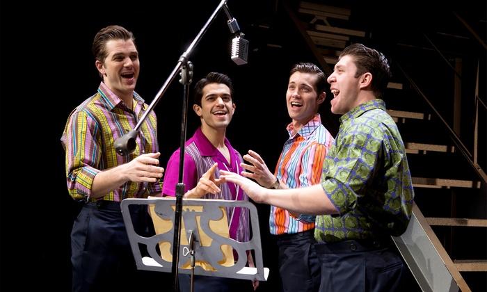 """Jersey Boys"" - Miller Auditorium: ""Jersey Boys"" (October 20–25)"