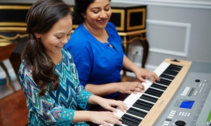 Family Music Centers: $75 for Four Private Music Lessons atFamily Music Centers ($150 Value)
