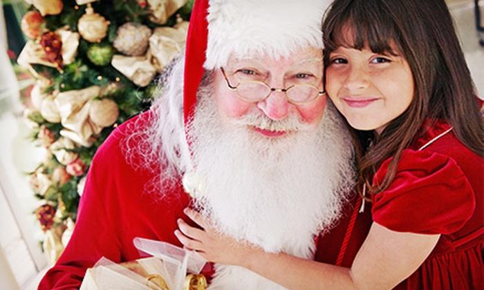 Santa's Wonderland - Irvine Business Complex: Weekday or Weekend Visit to Santa's Wonderland (Up to 52% Off)