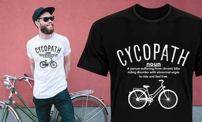 Shop Groupon Men s Printed Cotton T-Shirt 999a5aa5a