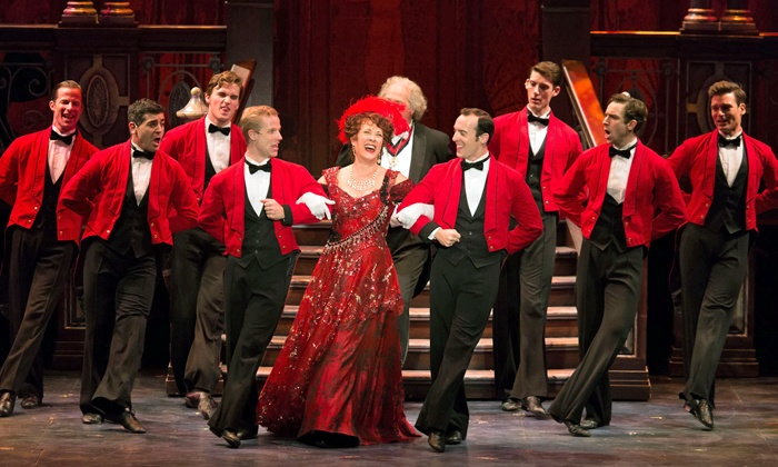 """""""Hello, Dolly!"""" - Oakbrook Terrace: """"Hello, Dolly!"""" at Drury Lane Theatre (Up to 34% Off). 10 Performances Available."""