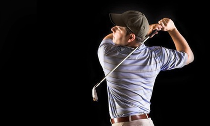 Bay Area Custom Golf - Novato: One or Three 45-Minute Private Golf Lessons at Bay Area Custom Golf (Up to 56% Off)