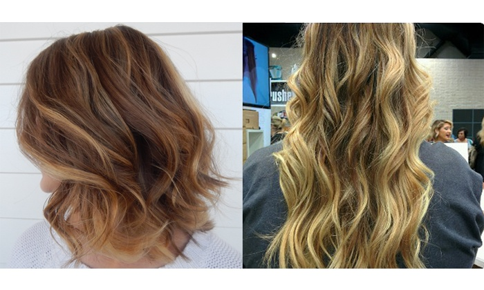 Hair By Maria - Hair By Maria: Up to 47% Off French Balayage Highlights or Cut at Hair By Maria