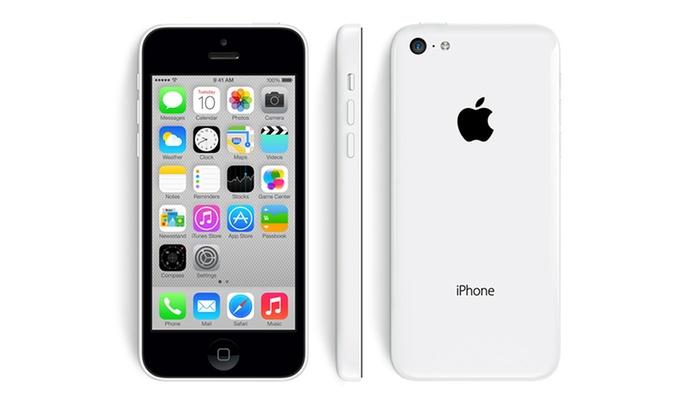 missing discount value apple iphone 5c 16 go groupon. Black Bedroom Furniture Sets. Home Design Ideas