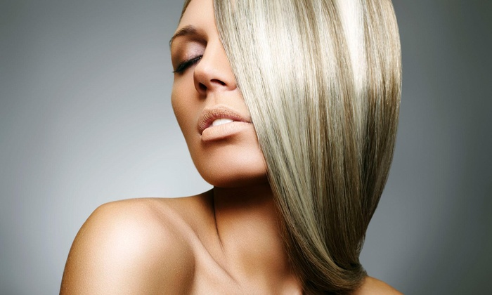 Hair With Flair - Heather Glen Estates: $88 for $195 Worth of Services — Hair with flair
