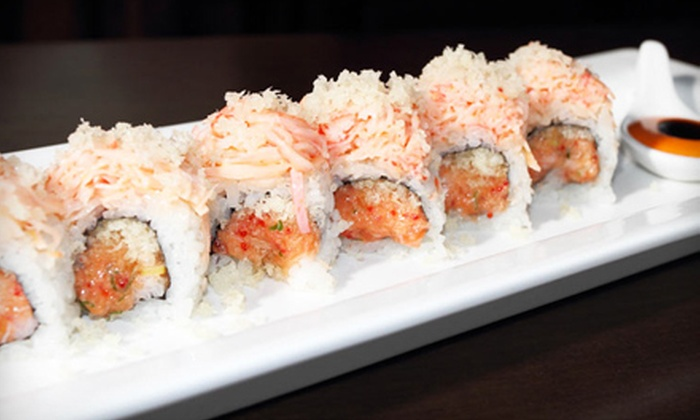 Midori Japanese Restaurant - Princeton: $15 for $30 Worth of Japanese Food and Drinks at Midori Japanese Restaurant