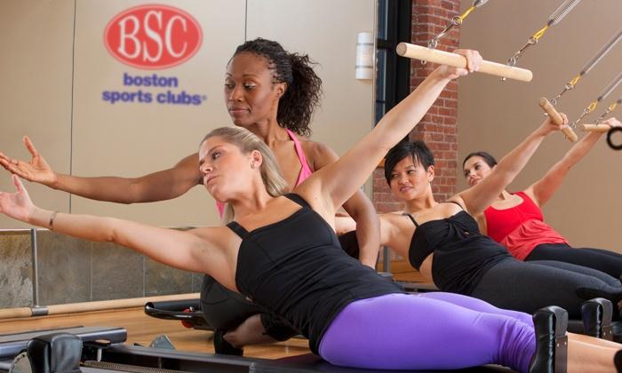 Boston Sports Clubs - Boston: $24 for a 30-Day Passport Membership to Boston Sports Clubs($49.95 Value)