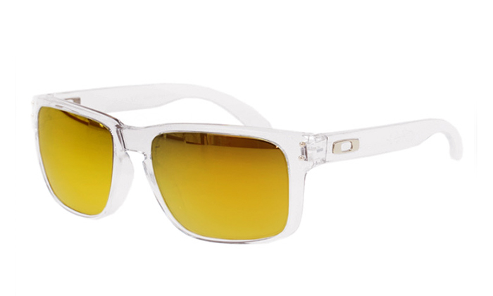 holbrook oakley transparent