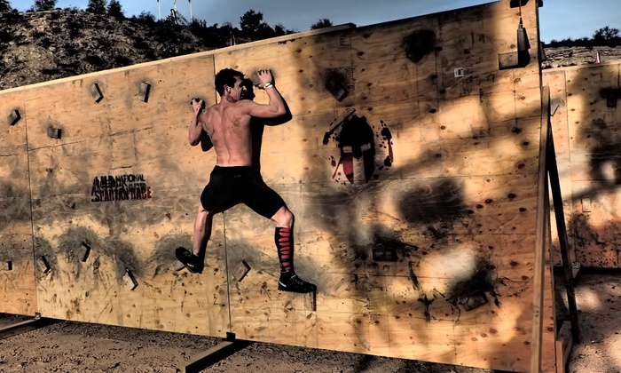 Reebok Spartan Race - Nellysford: $79 for Virginia Super Reebok Spartan Race Entry with Spectator Pass on Saturday, August 22 (Up to $200 Value)