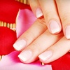 51% Off Full-Set French Gel Manicure