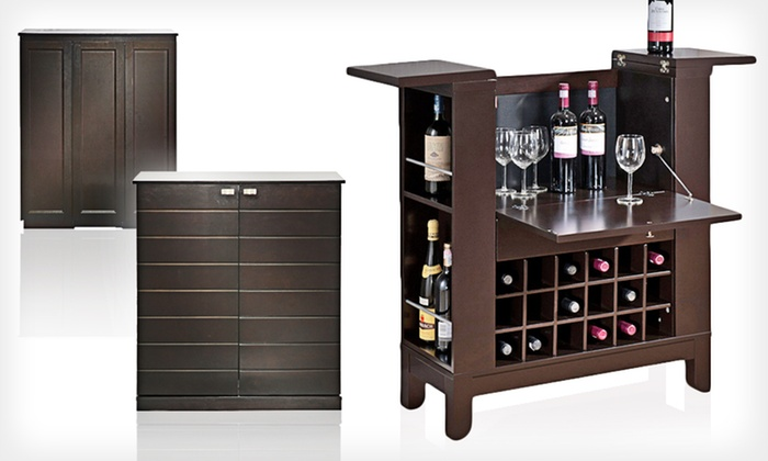 Up To 57 Off Modern Dry Bars Wine Cabinets