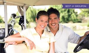 Raleigh Golf Association: $24 for 18 Holes of Golf Including Cart at Raleigh Golf Association (Up to $48 Value)