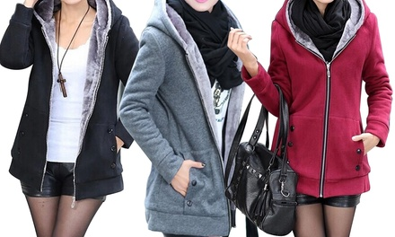 Women's Hooded Jacket for £18.98 With Free Delivery