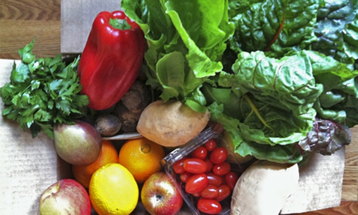 East Side Produce - Brightwood - Manor Park: One Small or Large Box of Delivery Produce from East Side Produce (Half Off)