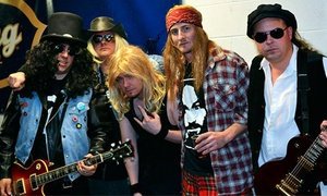 Appetite For Destruction: A Tribute To Guns N' Roses: Appetite for Destruction – The Ultimate Tribute to Guns N' Roses on Saturday, June 18, at 8 p.m.